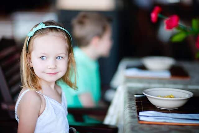 child friendly restaurant Sydney