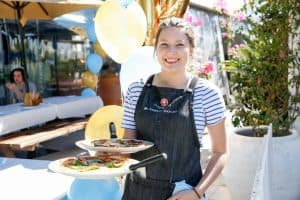 Places to eat out with kids australia day - Victoria Park Bistro