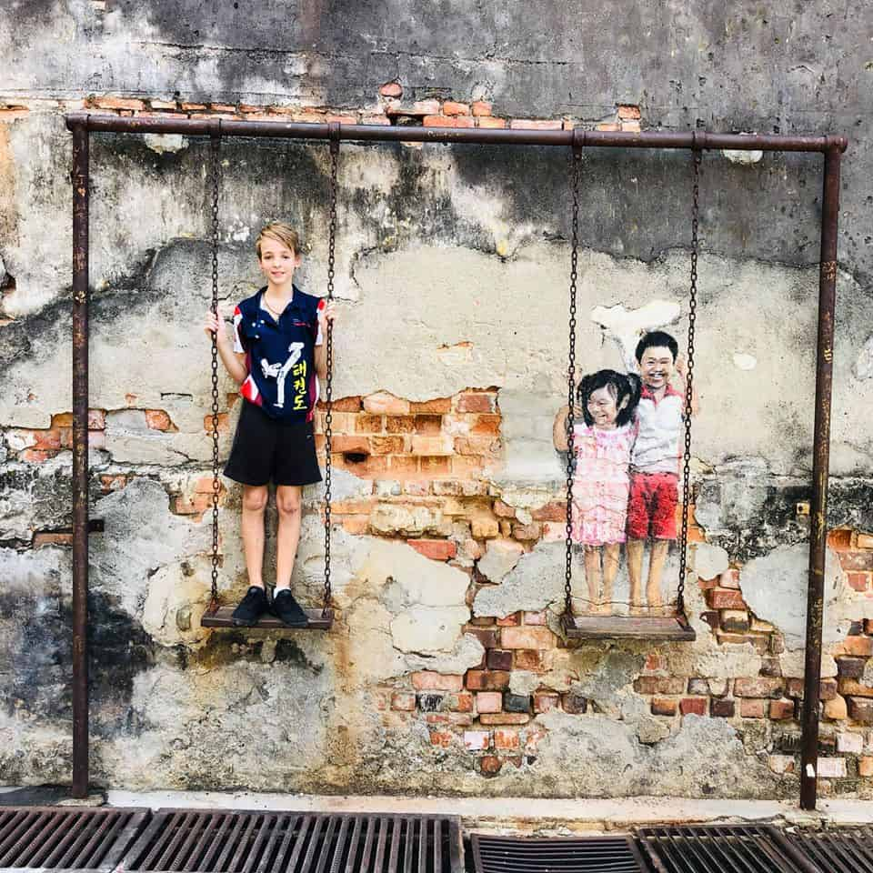 Free things to do in Penang with kids