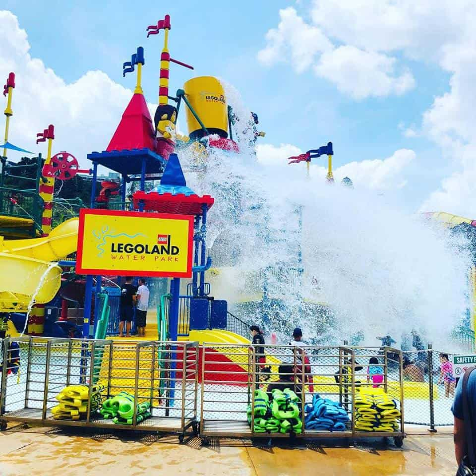 Things to do in Johor Bahru with Kids Legoland Water Park