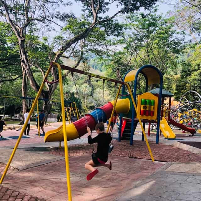 playgrounds at youth park penang