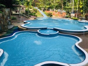 swimming pools at youth park penang