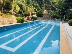 swimming pool at youth park penang