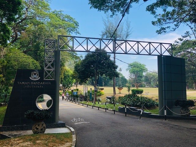entrance youth park penang