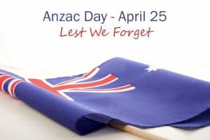ANZAC Day Sydney