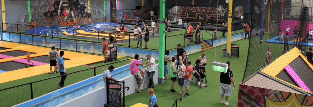 Best Trampoline Parks In Melbourne