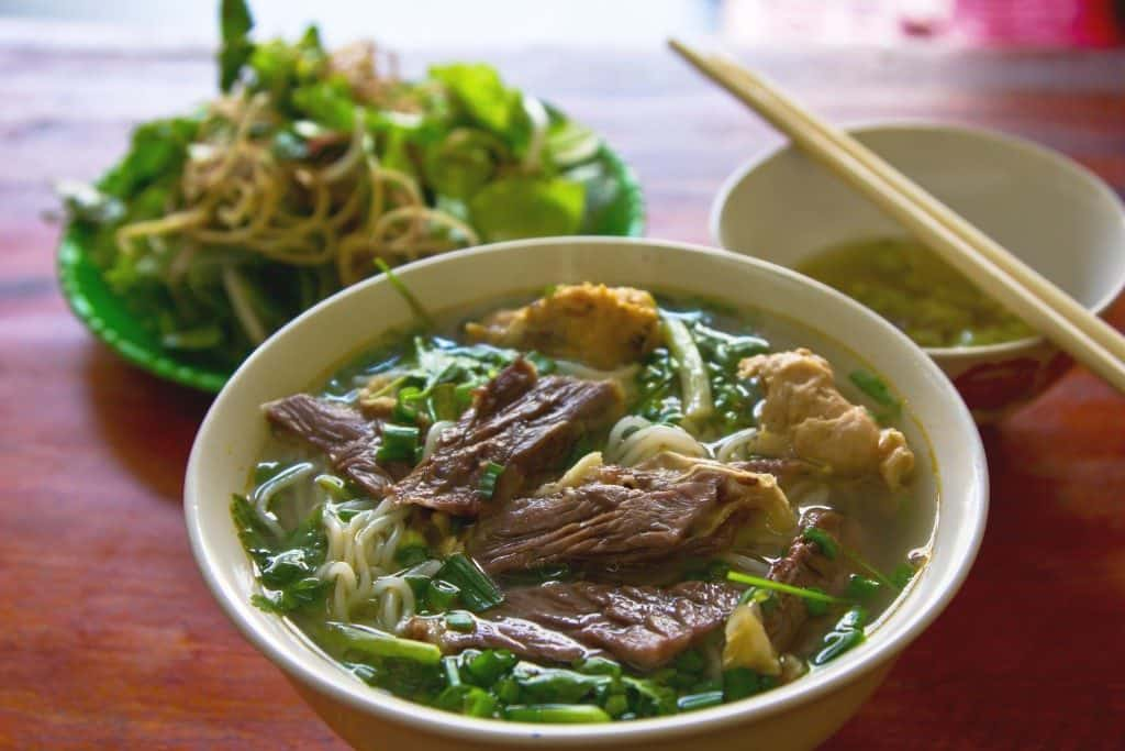 Best Vietnamese restaurants Brisbane - Pho soup