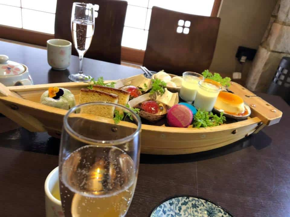 best high tea in adelaide for kids ginza