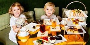 Best high tea in Melbourne for kids