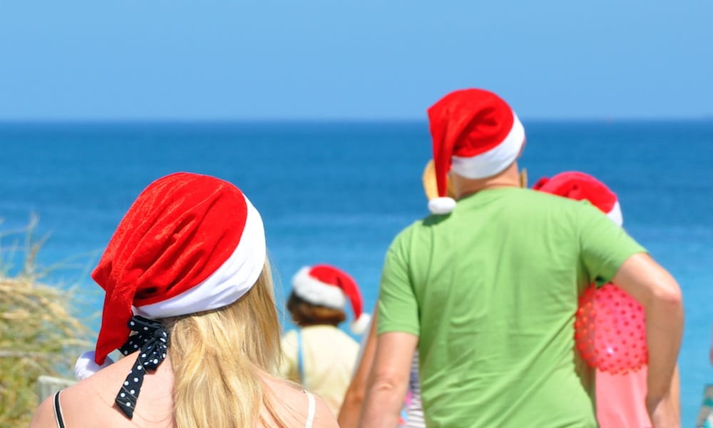 The Best Places to Have Christmas Lunch on the Gold Coast with Kids