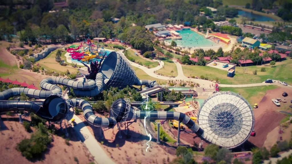 Theme parks Australia