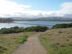 The Granite Island Trail