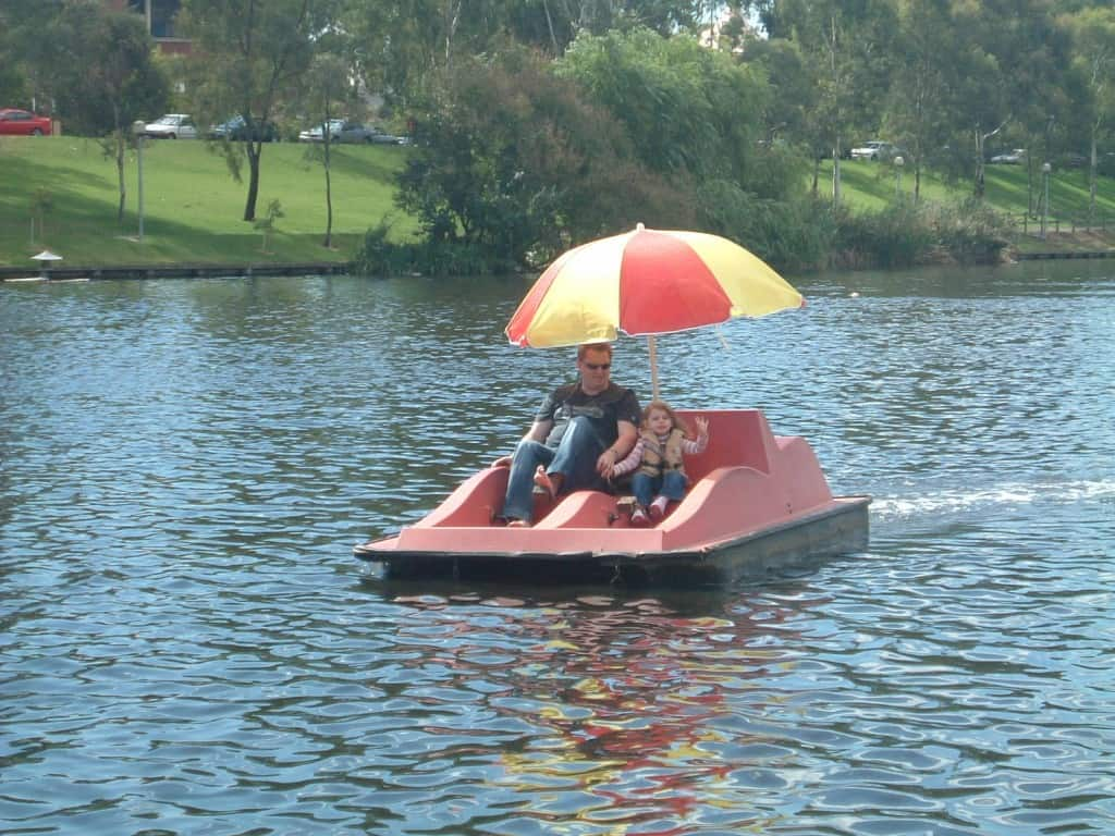 Captain Jolly's Paddle Boats Adelaide