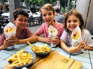 Places to Eat at South Bank with Kids
