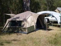 Dog Friendly Camping QLD