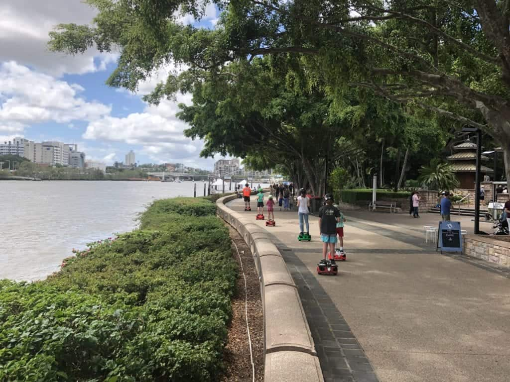 segway tours south bank brisbane