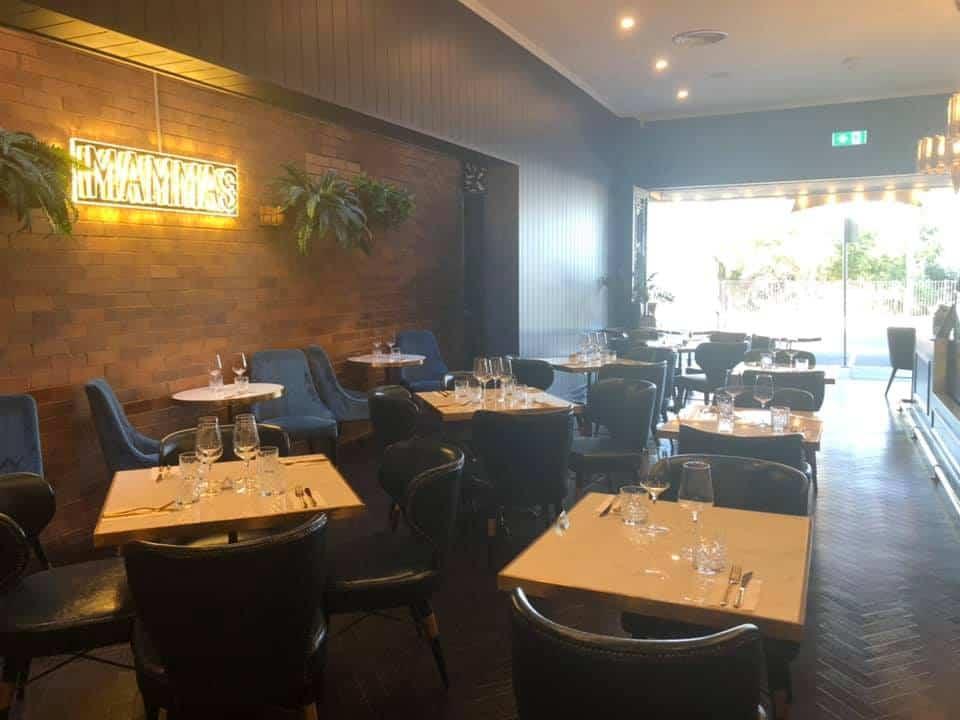 Dine in options Brisbane