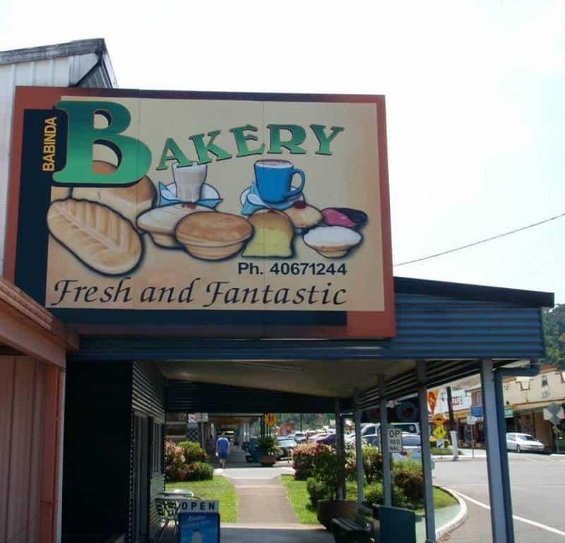 Babinda Bakery