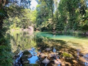 things to do in Cairns for free - Babinda Boulders