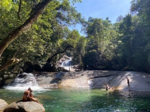 things to do in Cairns for free - Josephine Falls