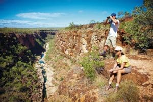Townsville to Porcupine Gorge road trip
