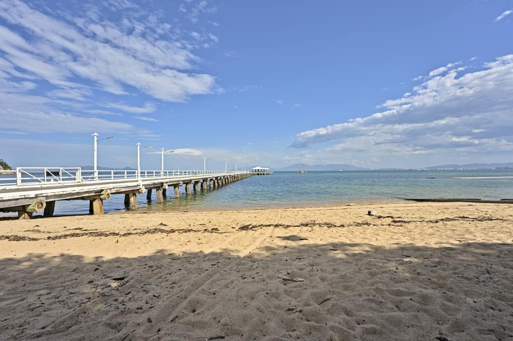Jetty at Picnic Bay Magnetic Island