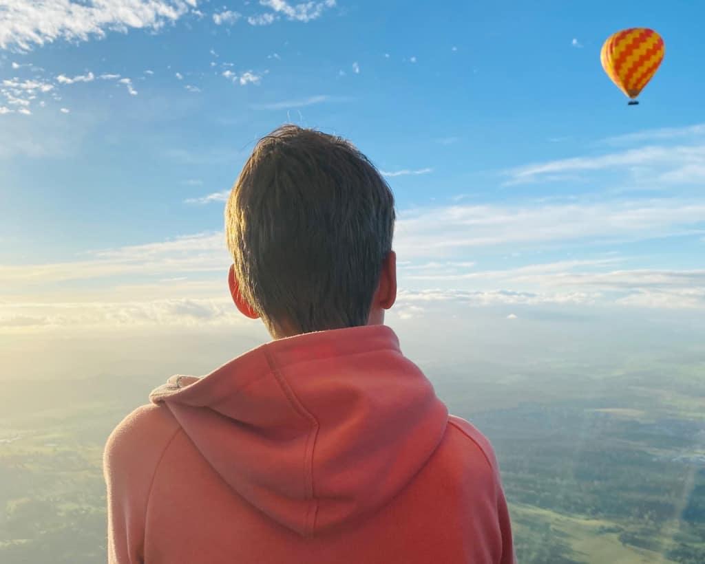 hot air balloon gold coast discounts