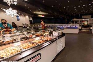 Seafood Buffets Sydney