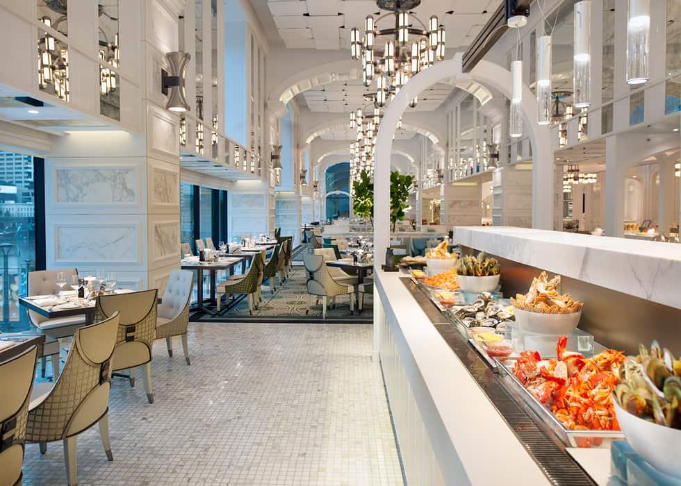 seafood restaurant melbourne