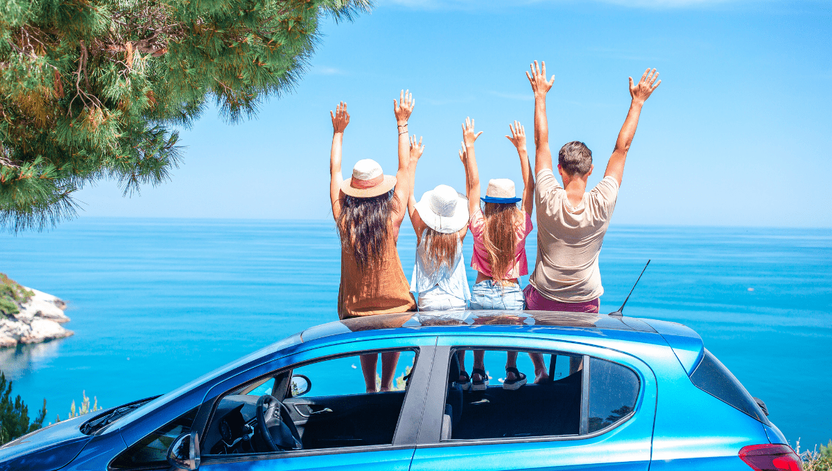 6 Tips For A Stress-Free Weekend Getaway